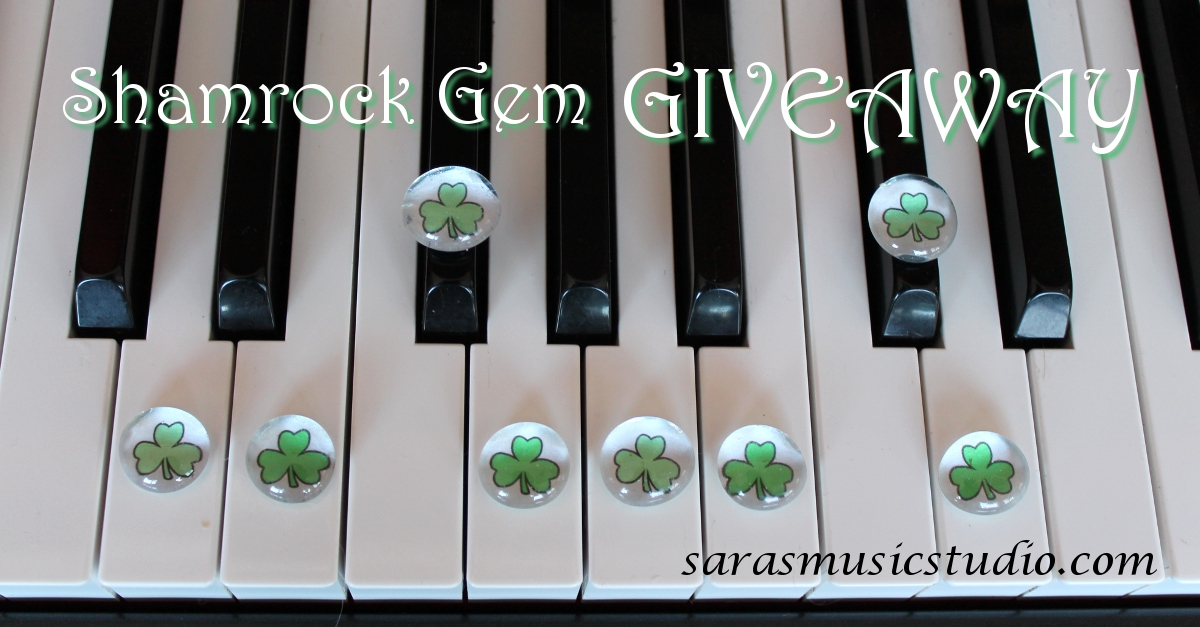 GIVEAWAY CONTEST: St. Patrick's Day Gems