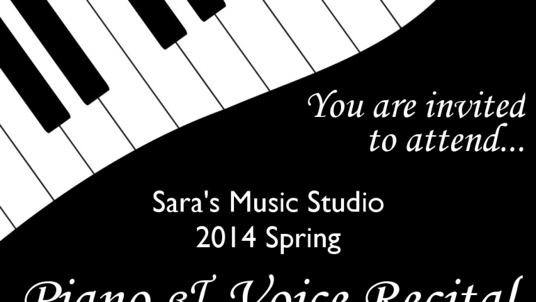 April 2014 Studio Update