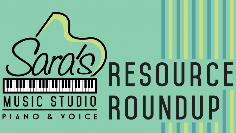 Resource Roundup: Ear Training, Transposing, and Studio Gear