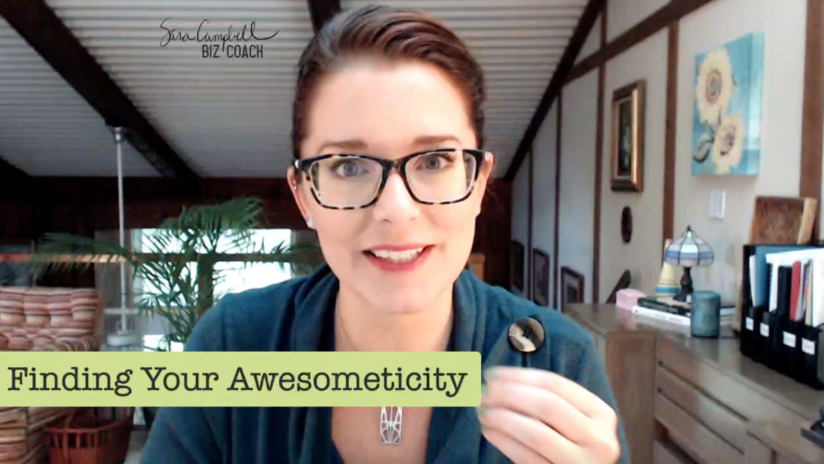 Finding Your Music Business Awesometicity [Vlog]